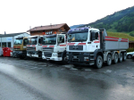 Stoller Rudolf - Zuständig für LKW und Raupenbagger