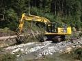 Wasserverbauung Holz - Stoller  & Lauber