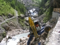 Wasserverbauung Steine - Stoller & lauber